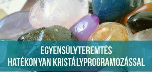 Március 04-én kristályprogramozás
